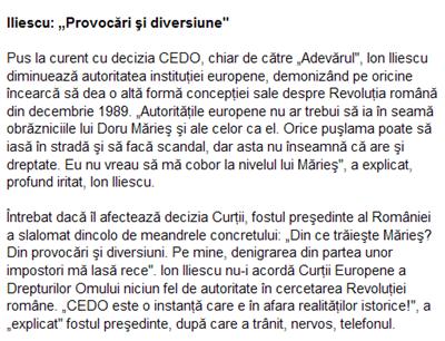 Iliescu, revoltat că Europa îl caută la Revoluţie_01_06_2011379