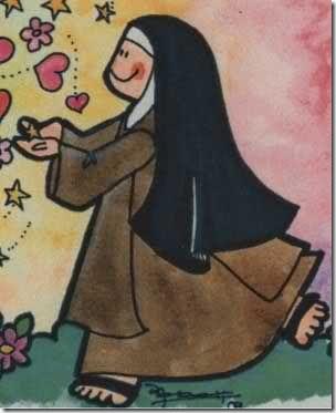 santa teresa dibujos (5)