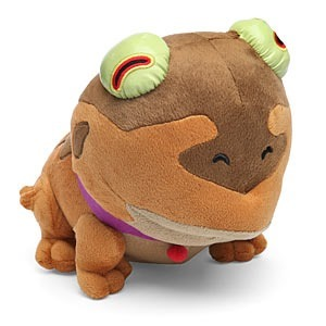 Hyopnotoad Plush from ThinkGeek