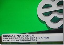 Bancos de investimento investigados pelo DCIAP.Jul.2012