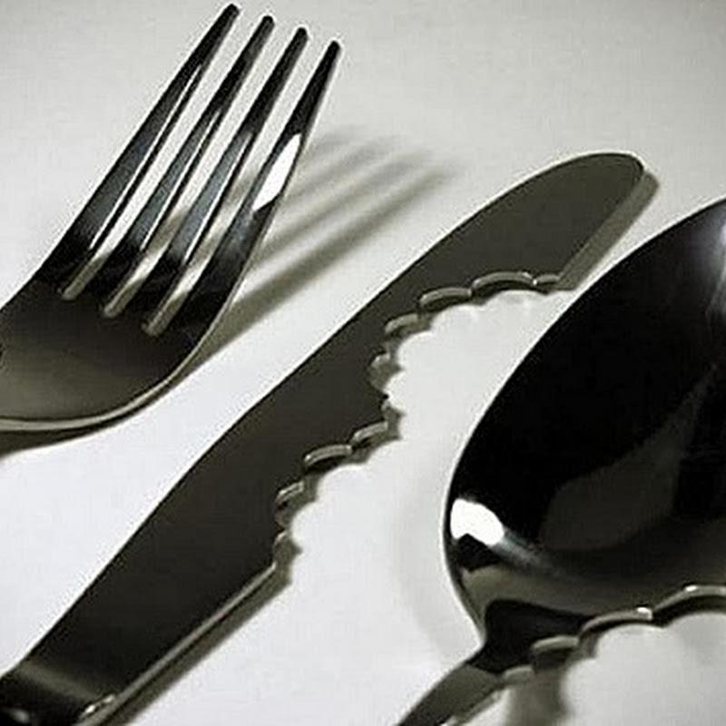 10 WEIRDEST EATING UTENSILS