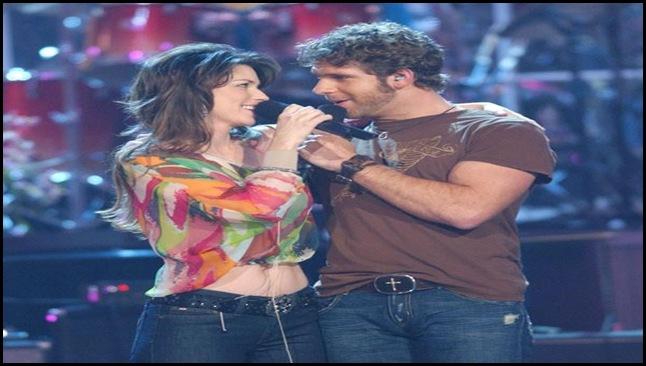 Shania Twain & Billy Currington - Party for two