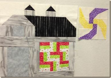 Design Wall 6-9-13