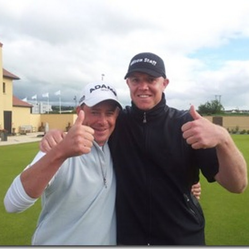 Video: Big Break Winner Mark Murphy Eagles The Last To Make Irish Open Cut On The Number