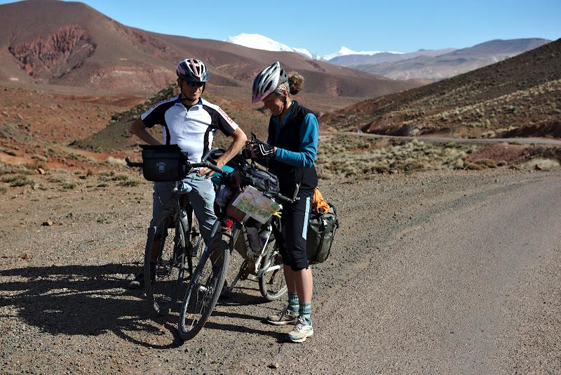 Singurii biciclisti intalniti in cele 2 saptamani petrecute impreuna.