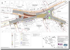 Cemetery Junction works plan-page-001 v1