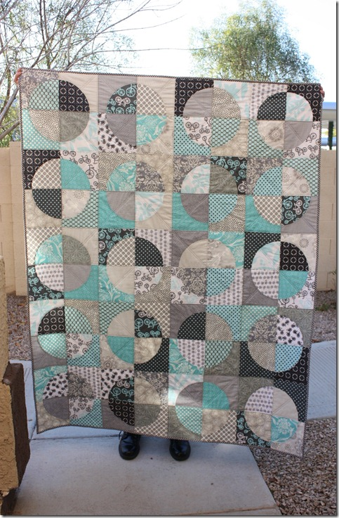 Bike Quilt front