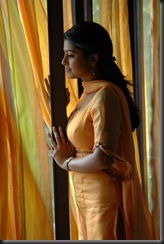 sneha side view photo
