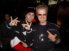 Tyler And That Dude From Black Eyed Peas, Tyler Durden