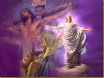 PASION MUERTE Y RESURRECCION