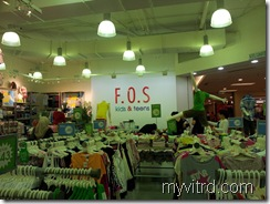 Fos Kid One Utama 1
