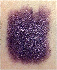 Urban Decay Delinquent 24/7 Shadow Pencil Swatch