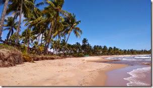 Caminhando pela praia