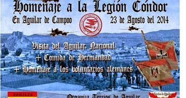 Homenaje a la Legión Cóndor
