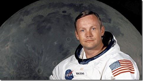 Нил Армстронг (Neil Armstrong) - 1969 год