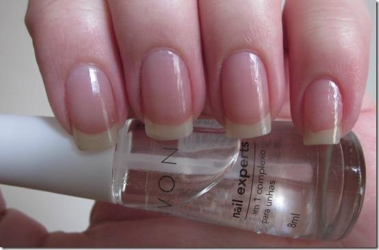 Avon nail experts 4 em 1