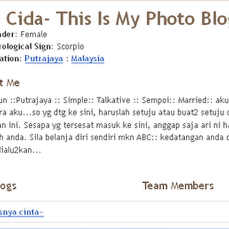 Blog Pilihan .. #5
