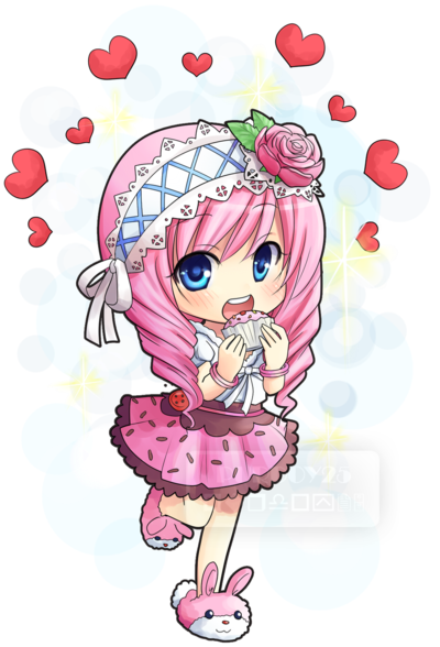 Cute Anime Chibi Girl Sad Chibi Anime Girl Cute Cute