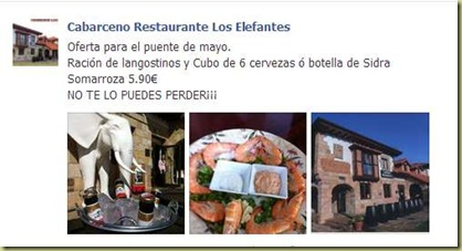Cabarceno restaurante elefantes