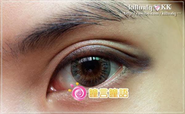 日本ROYAL VISION隱形眼鏡-蜜桃甜心灰藍8