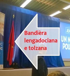 bandièra occitana e tolzana