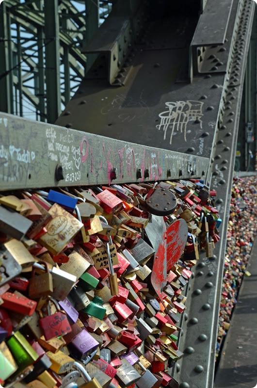 Köln2014 Hohenzollernbrücke7