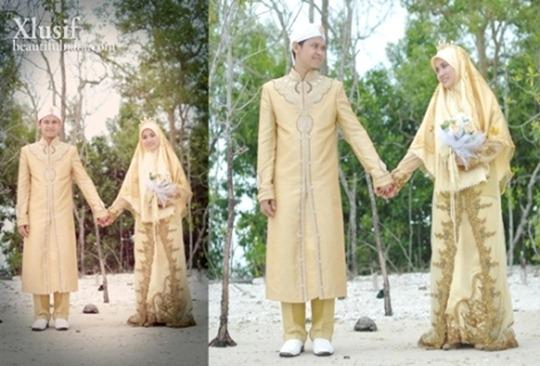 Gambar-Perkahwinan-Imam-Muda-Hassan-Dan-Ulfah-6