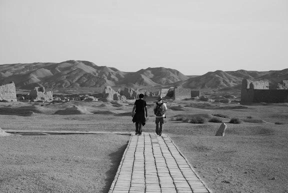 Turfan - Ruines de Jiaohe 17