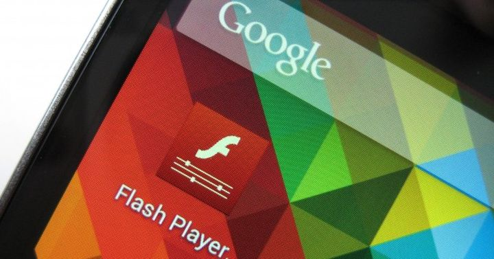 Adobe Flash Player in Android