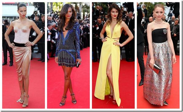 Famosas festival Cannes 2014 07 Isabeli Fontana