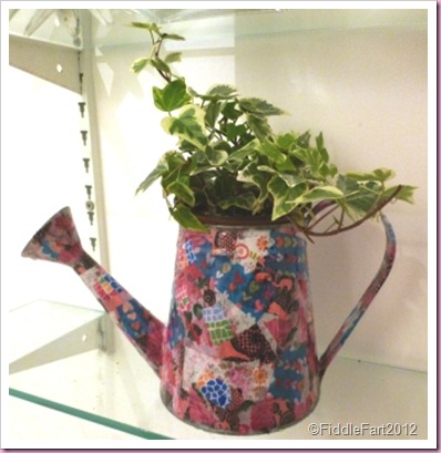 Decopatch watering can