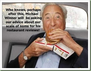 We teach Michael Winner To nom