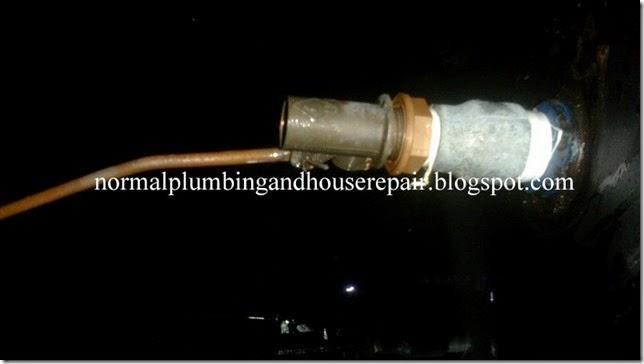 ball valve 61