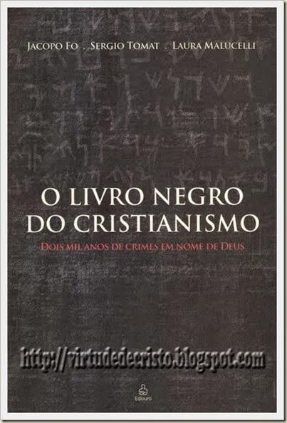 livro negro do cristianismo