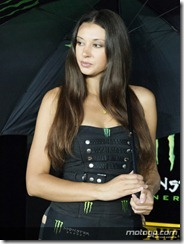 Paddock Girls Commercialbank Grand Prix of Qatar  08 April  2012 Losail Circuit  Qatar (7)