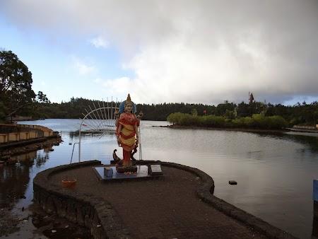 Obiective turistice Mauritius: Ganga Talao