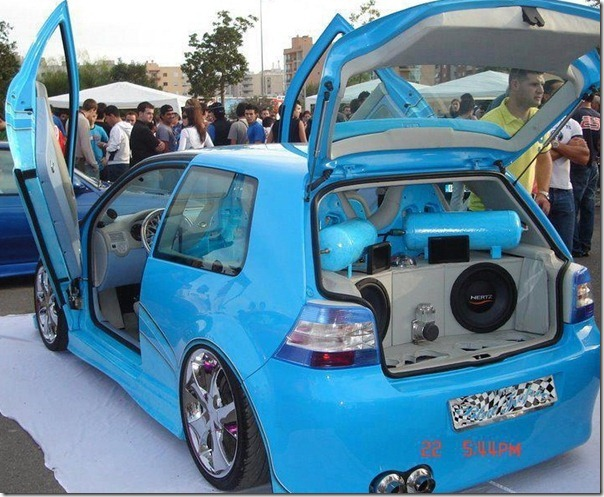 Xuning Bizarrices Automotivas (5)