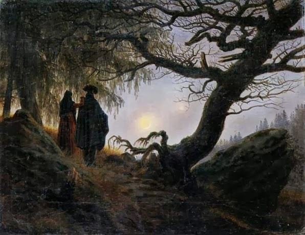 caspar-david-friedrich-man-and-woman-contemplating-the-moon