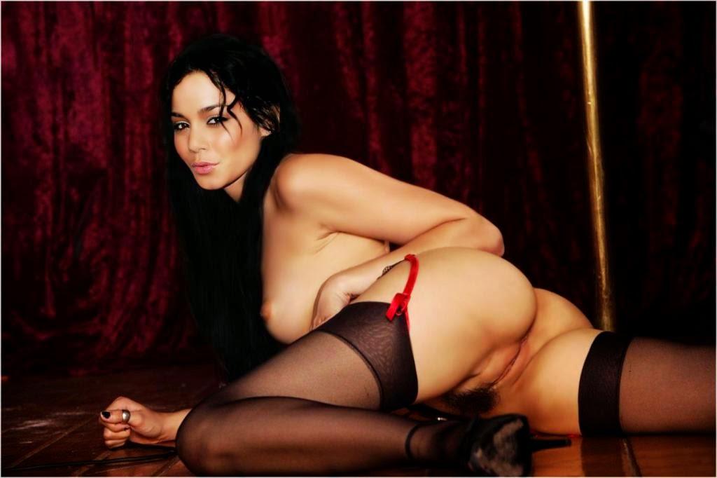 vaness hudgens nude fakes