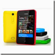 Amazon : Nokia Asha 501 Rs.3249