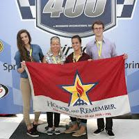 NASCAR Sprint Series, Richmond International Speedway - Sep 2014