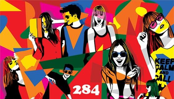 284 em Curitiba no Shopping Mueller