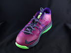 nike lebron 10 low gr purple neon green 5 01 Release Reminder: NIKE LEBRON X LOW Raspberry (579765 601)