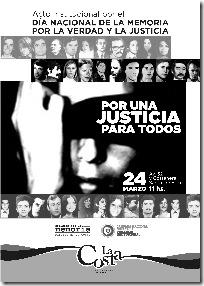 afiche 24 marzo 2013