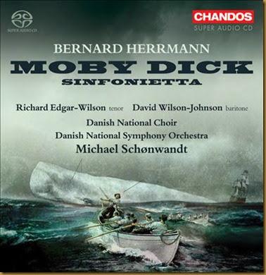 Herrmann Moby Dick Sinfonietta