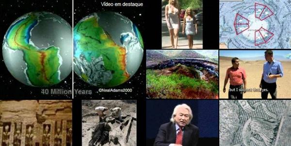 Arqueologias e teorias