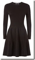 Aquascutum Skater Knit Dress