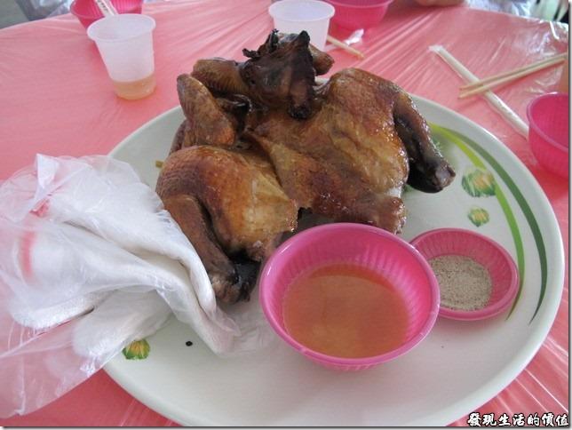 南投-鄉村甕缸雞