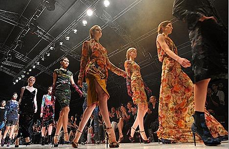 Audi Fashion Festival 2012 Supermodelme 4 Lisa S