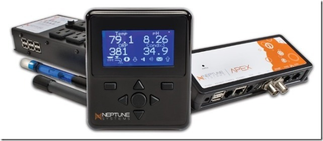 neptune systems apex aqauarium controller